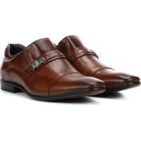 920c08a17 Sapato Social Couro Rafarillo Dubai Masculino - Masculino-Marrom