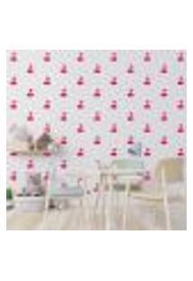 Adesivo Decorativo De Parede - Kit Com 30 Cereja - 052Kaa10