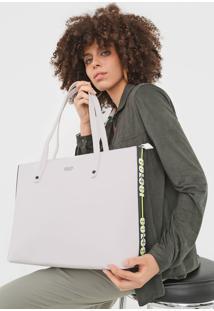 Bolsa Colcci Shopping Branca