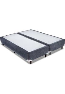 Cama Box Orthocrin Sommier Plus Chumbo Queen 158