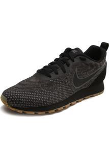 Tênis Nike Sportswear Md Runner 2 Eng Mesh Preto