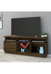 Rack Para Tv 1 Porta Gabriele 501024 Savana - Madetec