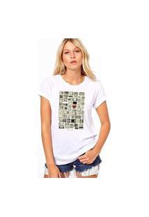 Camiseta Coolest All Vintage Branco