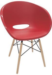 Cadeira Elena Ii Vermelho