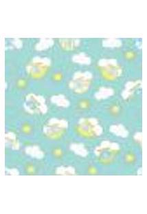 Papel De Parede Autocolante Rolo 0,58 X 3M Baby 110842901