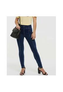 Calça Skinny Feminina Stretch Zune Jeans