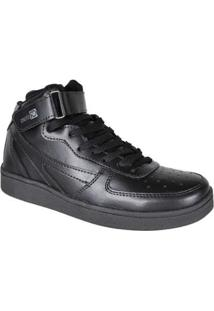 Tênis Top Franca Shoes Casual - Feminino-Preto