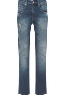 Calça Masculina Jeans - Azul