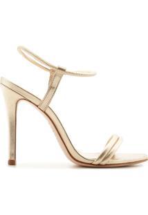 Sandália Minimal Platina | Schutz
