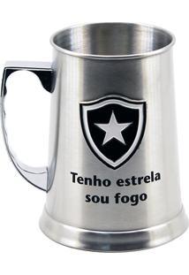 Caneca Minas De Presentes Botafogo Prata