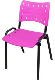 Cadeira Isomix Preto/Rosa Açomix