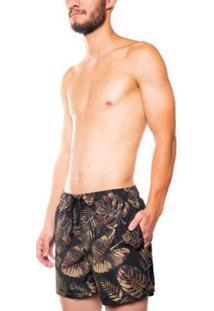 Short Mxc Brasil Praia Cambodja - Masculino
