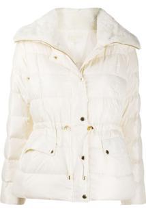 Michael Michael Kors Down-Padded Jacket - Branco