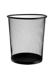 Lixeira Basket Round 12 L - Ordene
