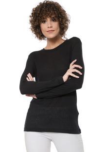 Blusa Osklen Lisa Preta