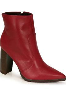 Ankle Boots Bottero Vinho