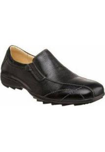 Sapato Social Sandro & Co Masculino - Masculino-Preto