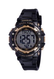 d5bf2c8f20c ... Relógio Digital Speedo 80631L0 - Feminino - Preto
