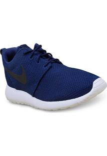 Tenis Masc Nike 511881-405 Roshe One Marinho