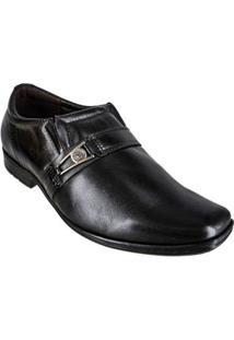 Sapato Couro Levitech Pegada 58492017