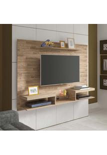 Painel Para Tv 47 Polegadas Essence Rústico 180 Cm