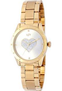 Relógio Feminino Heart - Feminino