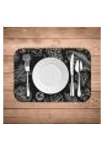 Jogo Americano Wevans Vegetarian Kit Com 4 Pçs