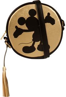 Bolsa Mickey Mouse Bmk78356 Preta