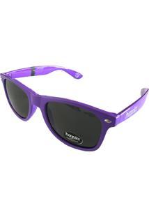Óculos De Sol Hoopla Sunglasses Roxo