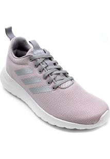 Tênis Adidas Lite Racer Cln Feminino - Feminino-Cinza