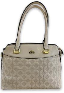 Bolsa Importada Transversal Sys Fashion 8512 Branco