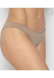 Kit De Calcinhas BiquãNi- Nude & Branco- 2Pã§S- Bhope