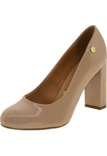 Sapato Feminino Salto Alto Bege Vizzano - 1260100