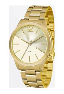 Relógio Feminino Lince Lrgj079L C2Kx