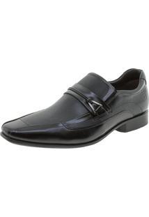 Sapato Masculino Social Democrata - 131108 Preto 02
