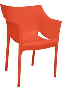 Cadeira Taís Vermelha Rivatti