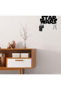 Porta Chaves Decorativo Em Mdf Star Wars Único