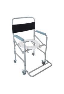 Cadeira De Banho Portátil D40 Dellamed