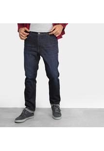 Calça Jeans Lost Denim Blue Black Masculina - Masculino