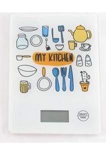 Balança De Cozinha Kitchen My Kitchen B262 Basic Kitchen
