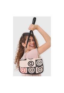 Bolsa Transversal Across Body Bag Logo P Rosa