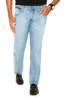 Calça Jeans Colcci Rodrigo Azul