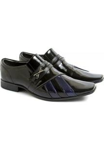 Sapato Social Couro Venetto Elegante Prince - Masculino
