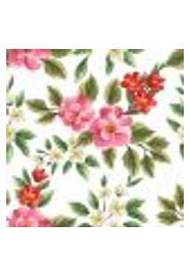 Papel De Parede Adesivo - Floral - 061Ppi
