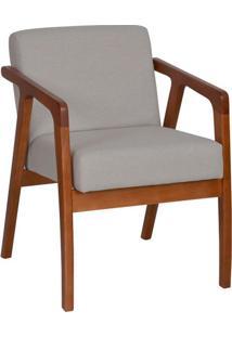 Cadeira Tosar I Amêndoa Com Lyz
