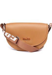 Bolsa Colcci Mini Bag Dubai Feminina - Feminino-Marrom