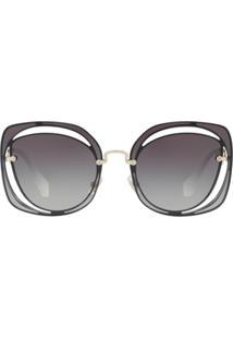 Óculos De Sol Creative Miu Miu feminino   Shoelover 214a0b7828