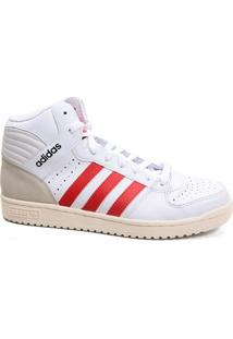 Tênis Adidas M18235 Pro Play 2 Masculino White Red