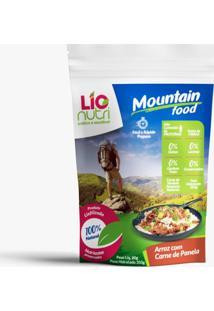 Arroz Com Carne De Panela Liofilizado - Lionutri Mountain Food