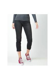 Calça Khelf Black Jeans Preta